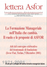 Lettera ASFOR 2002 N. 1-2