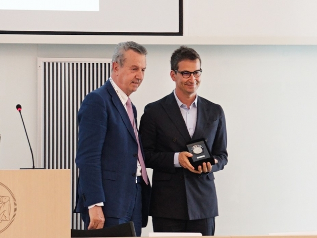 Asfor Award for Excellence a Federico Marchetti