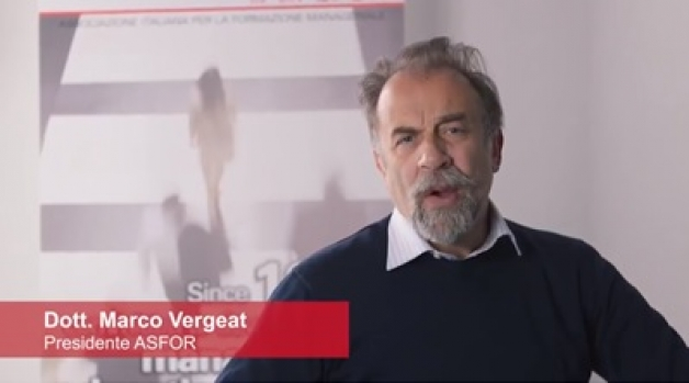 Marco Vergeat, presidente ASFOR