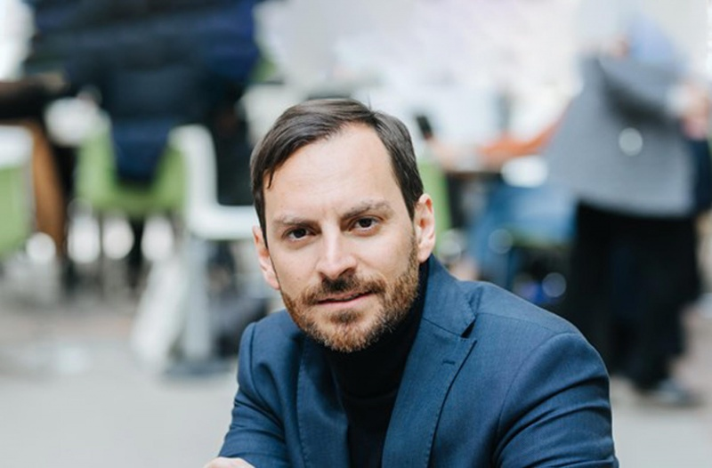 2019 Best Under 40 Italian Professors - Mattia Bianchi