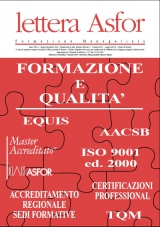 Lettera ASFOR 2001 N. 3
